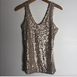 3/$20 Sequin Tank Top